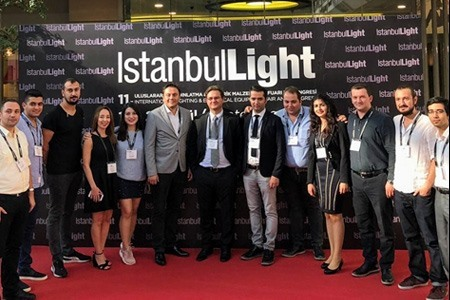 Lightmaster At Istanbullight 2018 Fair