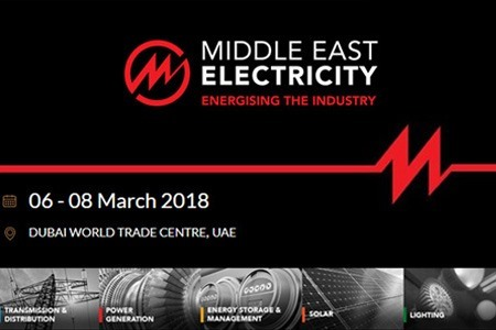 Lightmaster® at Middle East Electricity Fair 2018